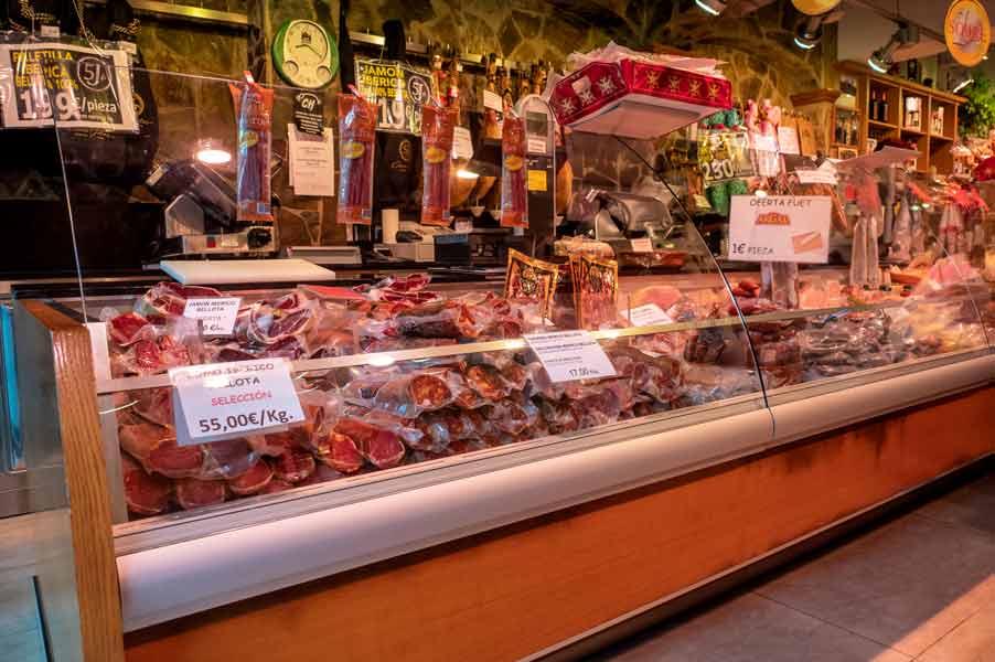 Tienda Cahesa productos ibericos